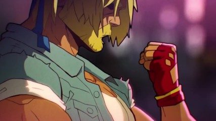 Streets Of Rage 4 Official Trailer 2018