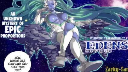 { Bg Sub } Eden's Zero Manga: Глава 02 - Момичето и синьото коте