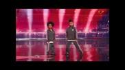 Невероятнo талантливи деца - Future Funk, 5, 9 Америка търси талант / America`s Got Talent