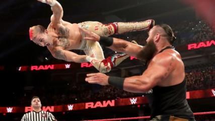 Braun Strowman vs. Randy Rowe: Raw Reunion, July 22, 2019