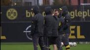 ВИДЕО: Борусия Д тренира преди мача с Галатасарай