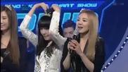 111110 - Girls Generation Snsd - Todays Winner - M! Countdown - November 10, 2011