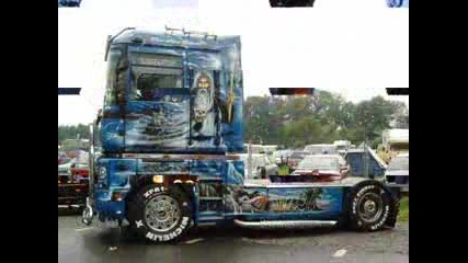 Euro Truck Tuning