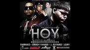 Farruko Ft Daddy Yankee, J Alvarez y Jory - Hoy Remix