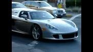 Porsche Carrera Gt В Деитвие !!!