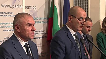 Цветанов: Имаме рекордно ниска безработица