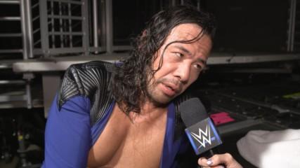 """Nak-America"" holding strong despite exhausting defeat: WWE.com Exclusive, Nov. 18, 2018"