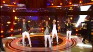 (hd) M.i.b - Only hard for me ~ Music Bank (22.06.2012)