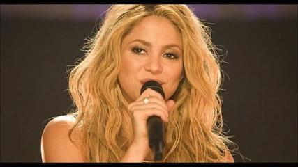 Shakira - La La La ( Dare )