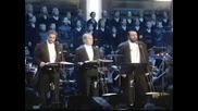 Pavarotti Domingo Carreras - Happy Christmas - War Is Over