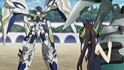 Infinite Stratos - 05 [bg sub]