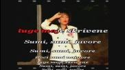 Neda Ukraden - Sumi Sumi Javore karaoke + vocal