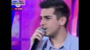 Music Idol 3 - Първи голям концерт - Дарко Илиевски - Може би