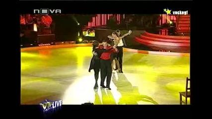 Vip Dance - Деян и Кристина танцуват Аржентинско танго Vbox7