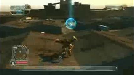 transformers revenge of the fallen gameplay