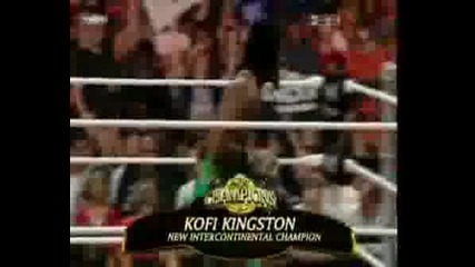 Wwe Kofi Kingston Става Шампион