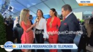 Cathy Siachoque y Gaby Espino Bellas