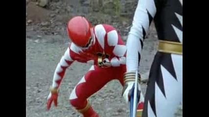Power Rangers Dino Thunder S12e13 - White Thunder Part 3