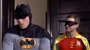 Batman Has A Drinking Problem