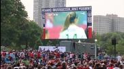 Cobi Jones on U.S. Women's Soccer -- No Way They Beat the Men!