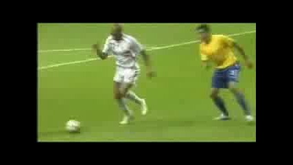 Thierry Henry World Cup