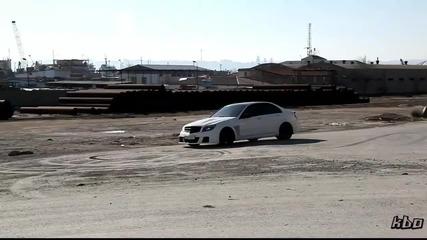Mercedes c63 Brabus / H D
