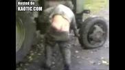 Най - Пияния Руски Тракторист