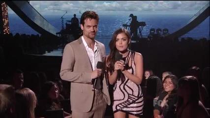 [hd] Teen Choice Awards 2011 (part 9)