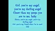 Shaggy - Angel + Анг Текст