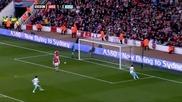 06.03.2010 Арсенал 3 - 1 Бърнли гол на Нюджънт