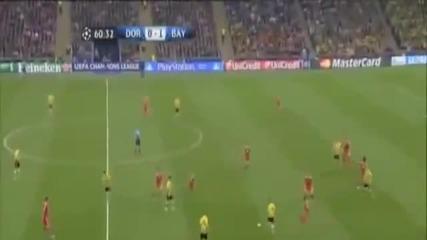 Байерн Мюнхен срещу Бурусия Дортмунд Финал на Шампионска лига