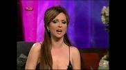 Глория в Шоуто на Азис - 20.04.2009