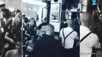 Арестуваха синът на Мадона