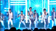 (hd) Infinite - The chaser ~ Music Core (09.06.2012)