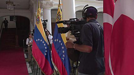 Venezuela: Turkish FM slams US sanctions against Caracas