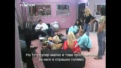 Vip Brother - Веселин Против Бебето