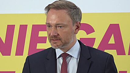Germany: 'Get Europe in everything you do' – EU VP during meeting with FDP Lindner