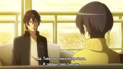 Sword Art Online Alternative - Gun Gale Online - 06 [ Бг субс ]