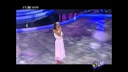 Vip Dance - Райна пее страхотна песен *04.10.09*