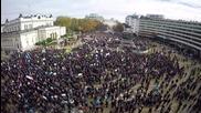 Национален полицейски протест 08.11.2015 год