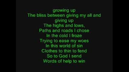 [lyrics] Gritz - My Life Be Like