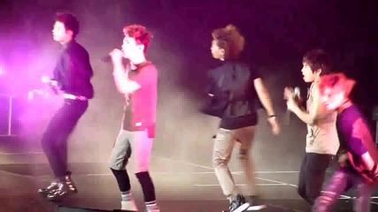 [fancam] Shinee - Lucifer [sm Town Live 10 in La 2010.09.04]