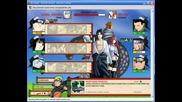 Naruto - Arena My Streak Team Chouji Shizune Kisame