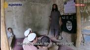 Пълен ужас! Ето откъде започват терористите! Началното училище на Ислямска Държава!