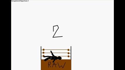 John Cena Vs Jeff Hardy Cena Win Pivot