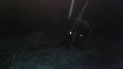 вечерна снежна забава