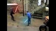 Star wars (смях)