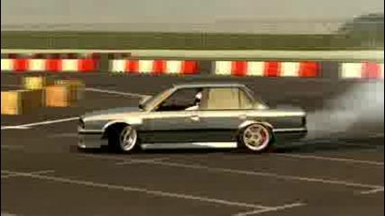 Live For Speed - Bmw E30 V8