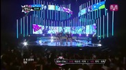 Dal Shabet - Be Ambitious @ Mcountdown [ 27.06. 2013 ] H D