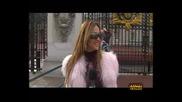 Песен Без Граници На Бис Глория В Лондон